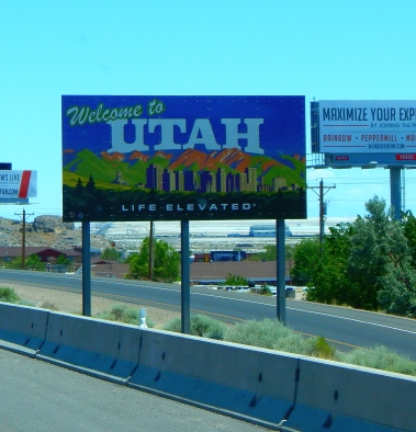 Welcome to Utah!