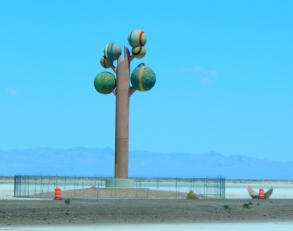 """The Tree of Utah"". Strange, indeed. Google ""Tree of Utah"" for explanation."