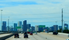 The obligatory photo of the Denver skyline. I cannot resist this shot.