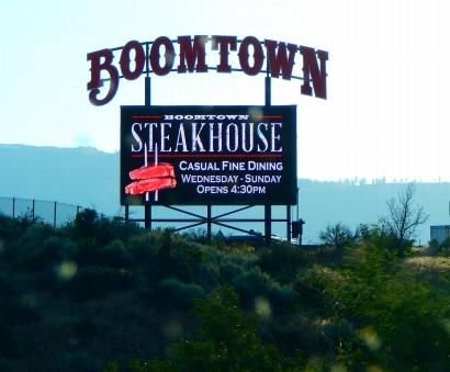 Boomtown!