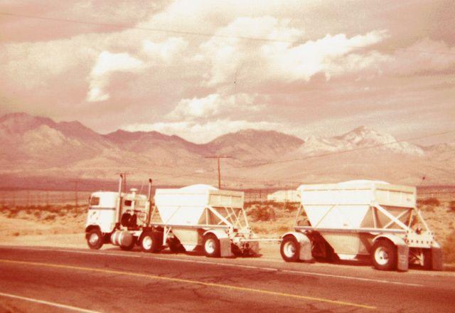 Sunrise lime from Ridgecrest CA to Salinas