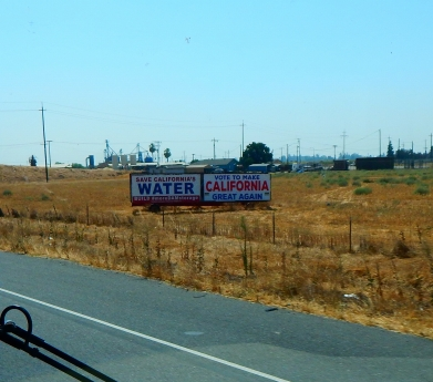 The water wars continue in the valley as Sacramento seems to screw the farmers at every opportunity.