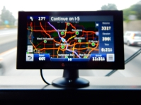Why my Garmin navigator is my hero - imagine that mess of freeways without some help!