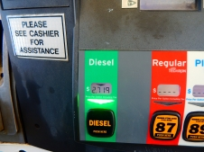 "...and ""cheap"" diesel always makes me happy! (Unfortunately, I remember 25¢ per gallon diesel during my truckin' days back in the 70s.)"