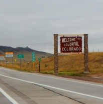Welcome to Colorado!