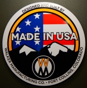 Walker Mowers: Proudly made in the USA.