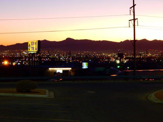 2018-1-26h El Paso lights