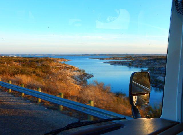 2018-1-31a Amistad Reservoir