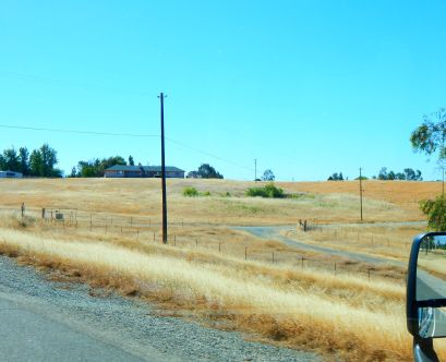 This tinder dry area shows what the valley would be without irrigation.