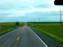 Beautiful, green Nebraska.