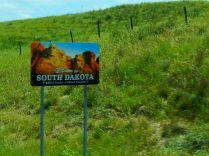 Welcome to South Dakota...