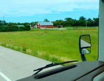...just a pretty red barn - I'm a sucker for pretty red barns.