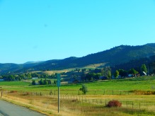The beautiful Coalville, UT area beyond Park City.