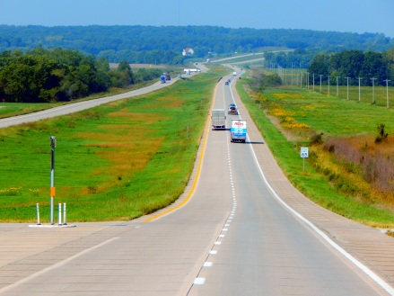 More US36 and lovely, green Missouri.