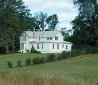 This big farm home seemed like the classic farmhouse.