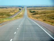 Prairie driving is a wonderful thing.