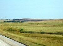 The grasslands seemed to go on forever,