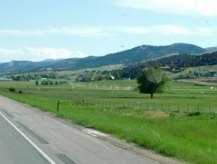 Beautiful Coalville, Utah area