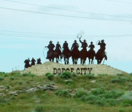 Welcome to Dodge City, pardners. Now behave yourselves!