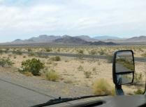 More Mojave Desert.