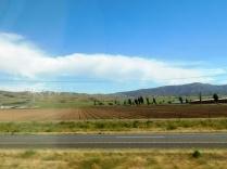 Tehachapi farming.