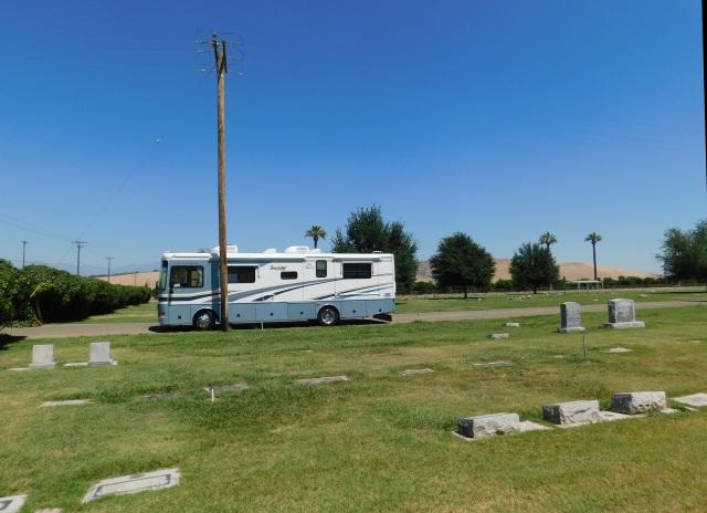 2019-6-26f Exetere Cemetery