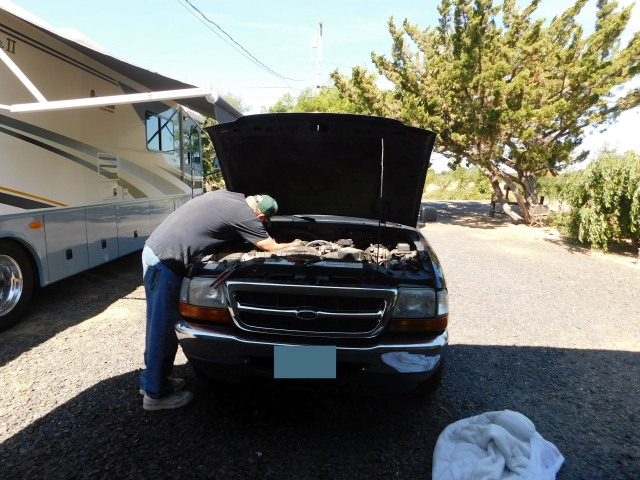 2019-7-17a John fixed his pickup