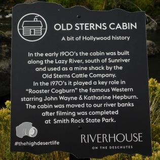 And this is why that old cabin is an attraction.