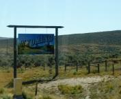 Welcome to Wyoming! Ya better like wind!