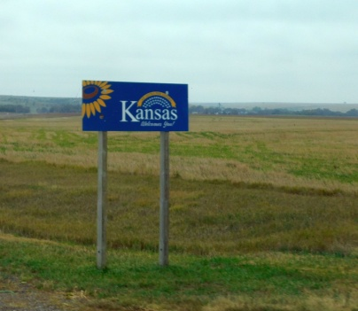 Welcome to The Sunflower State.