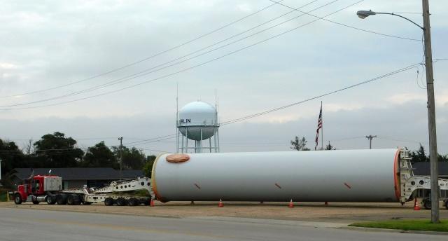 2019-9-24j wind turbin base