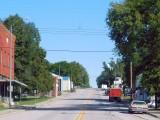 A small town in Nebraska.