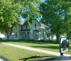 A lovely home in small town, Nebraska.