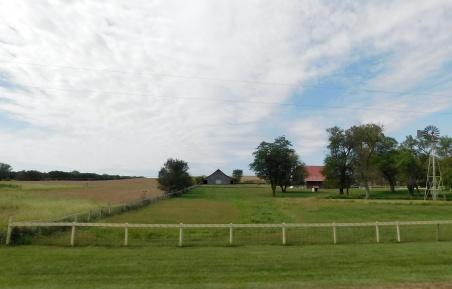 A lovely Nebraska home in the heartland.