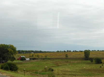 Just another pretty farm.