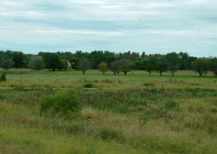 Nebraska landscape.
