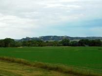 Beautiful Nebraska formation along the drive.