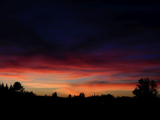 2019-10-23k2 sunset