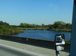 This is just a little corner of the California Delta along I-5.