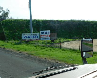 The Water Wars continue in the Central Valley.