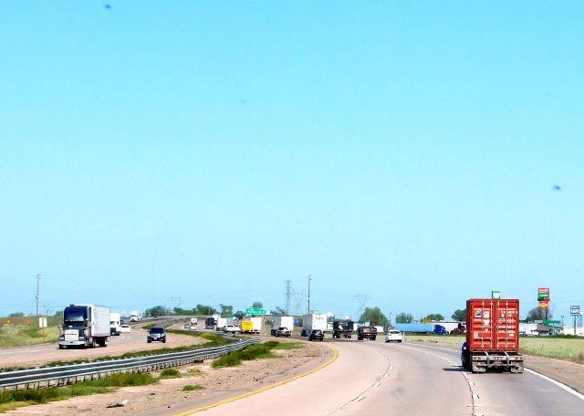 2020-4-16a I-5 traffic