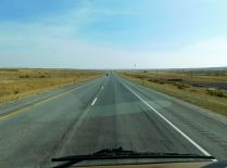 Wyoming is soooo empty - and often I-80 is almost as empty. And I'm not complaining.