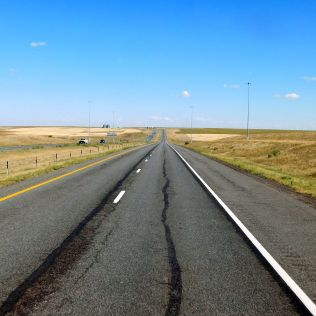 The E470 Toll highway that avoids Denver's awful traffic. It's well worth the money.