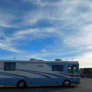 Big Blue - our vacation home in Wyoming!