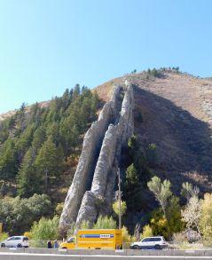 2020-9-30f wild formation Devil's Slide