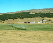 Idaho farming - and there is a lot of it.